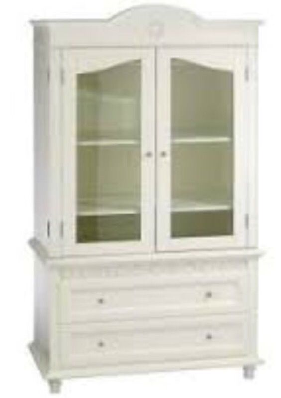 Shabby Chic Armoire simply shabby chic armoire in sour cream purchased from target rare
