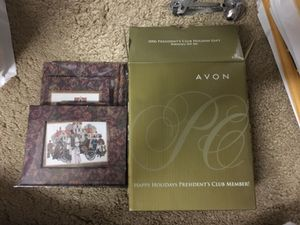 Avon stationary set for Sale in Germantown, MD