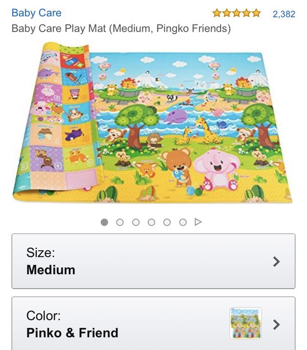 Crown Baby Baby Care Play Mat for Sale in San Jose, CA - OfferUp