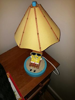 New and used lamps for sale in charlottesville va offerup spongebob lamp for sale in charlottesville va aloadofball Choice Image