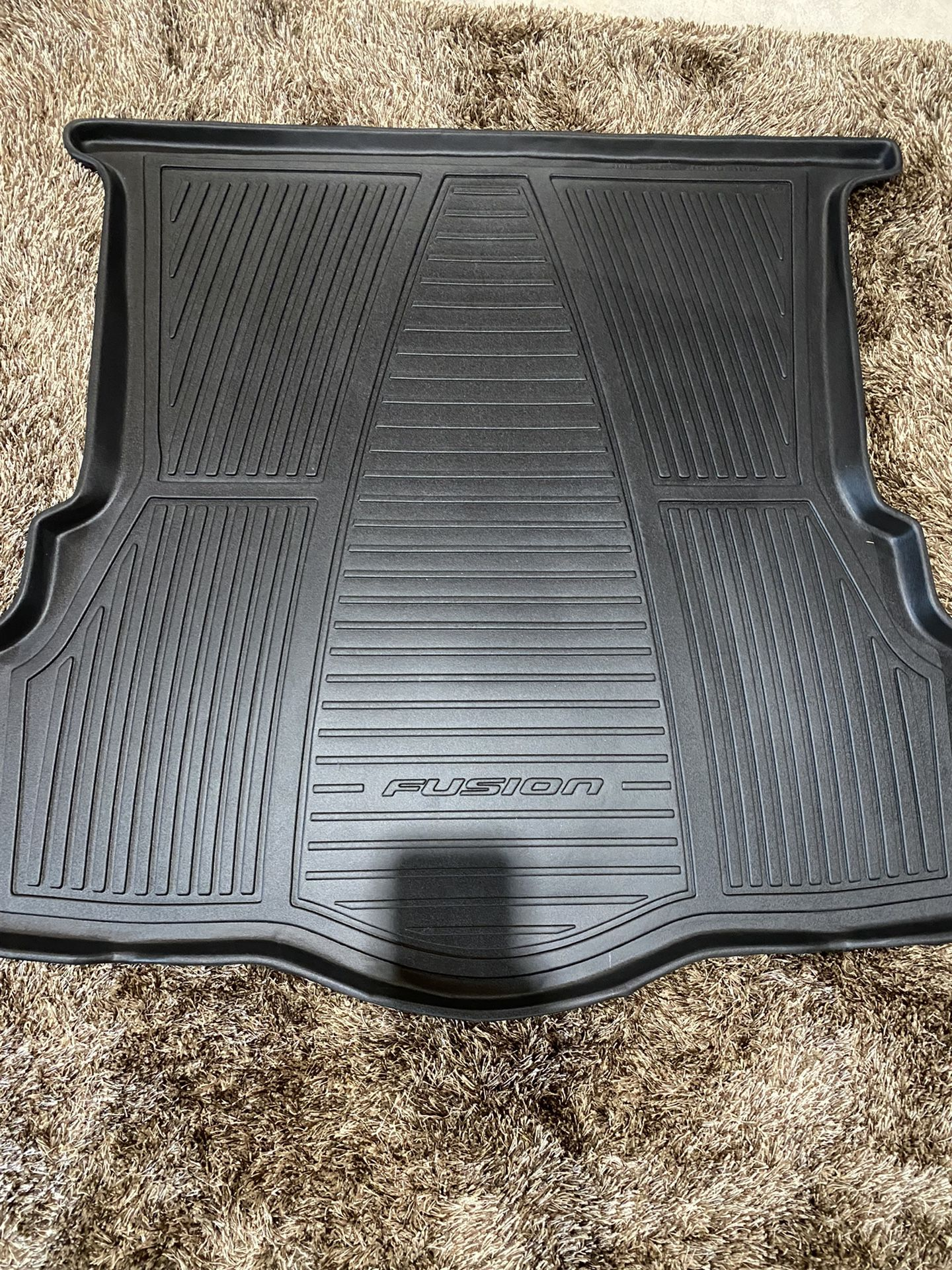 2013-2020 Ford Fusion OEM Trunk Cargo Protector Mat Liner (New)