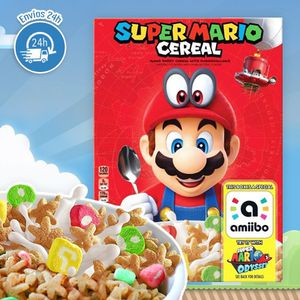 "Super Mario cereal ""special"" ""amiibo"" for Sale in Baltimore, MD"