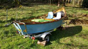 Drift Boat & Trailer for Sale in Portland, OR