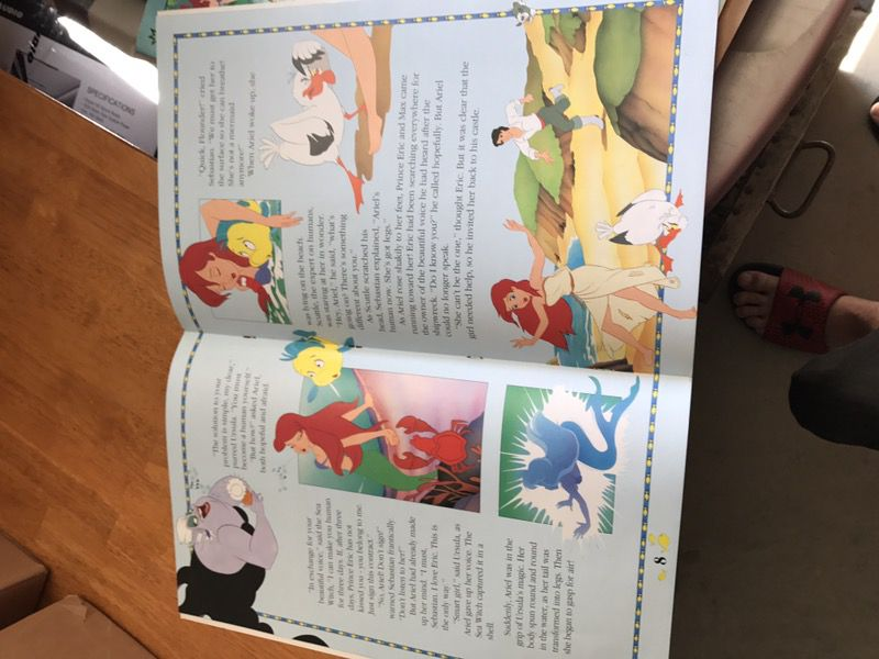 The Walt Disney Treasure Chest