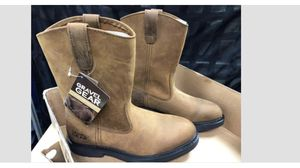 New Size 10 Wellington Steel Toe Boots - Gravel Gear for Sale in Saint Charles, MO