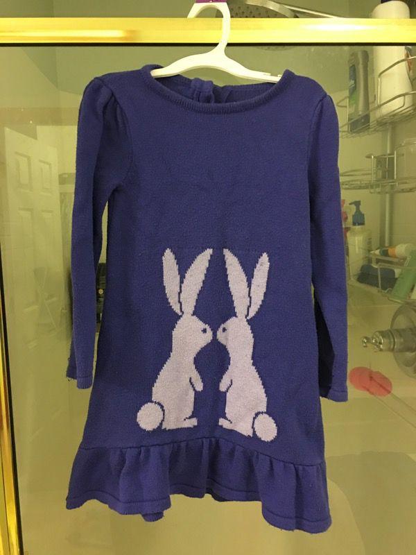 4be52f56cef Girl sweater dress