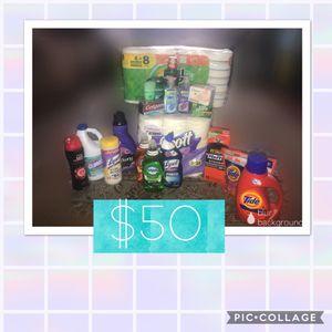 $50 Household Bundle for Sale in Fort Washington, MD