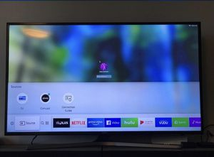 Samsung tv 50 inch smart 4K hdtv for Sale in Fort Washington, MD