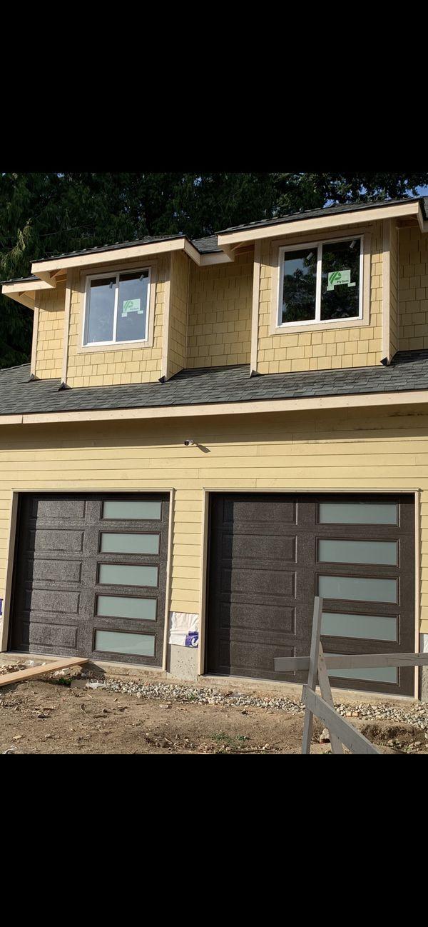 Garage Door Modern Lite For Sale In Everett Wa Offerup