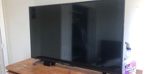 43 in sharp smart 4K tv with Roku for Sale in Washington, DC