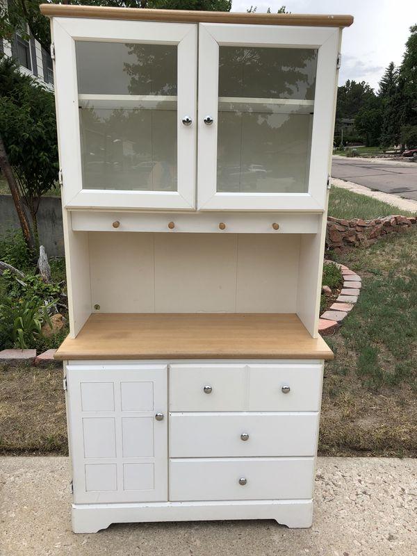Kitchen Hutch (Furniture) in Colorado Springs, CO - OfferUp