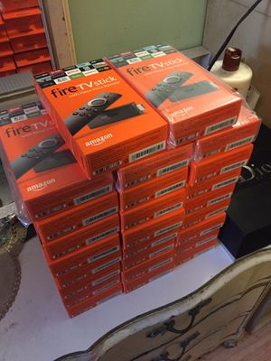 Amazon firetv stick for Sale in Orland Park, IL