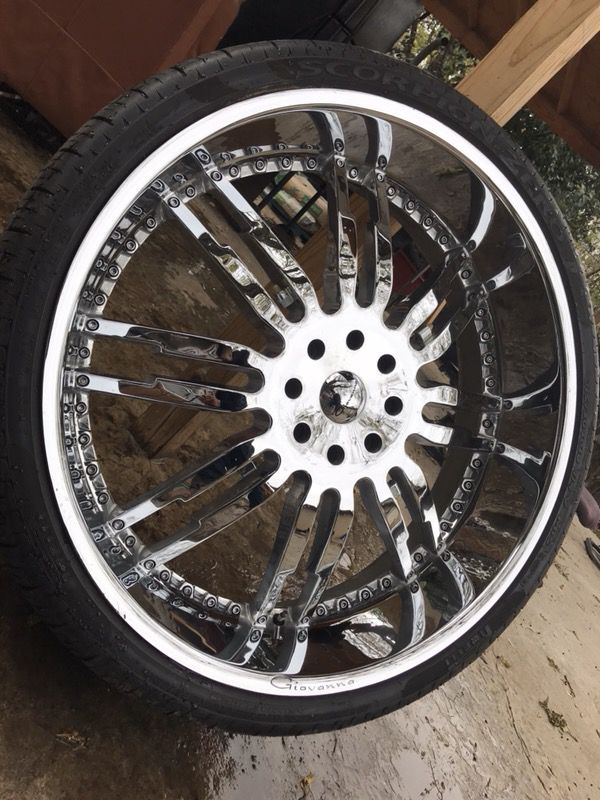 30 Inch Giovanna Rims For Sale In Fort Worth Tx Offerup
