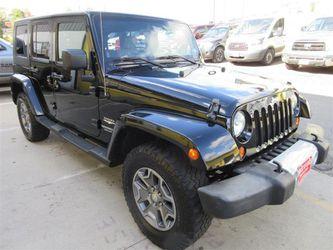2010 Jeep Wrangler Unlimited Thumbnail