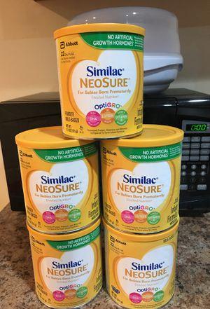 Similac neosure for Sale in Eldersburg, MD