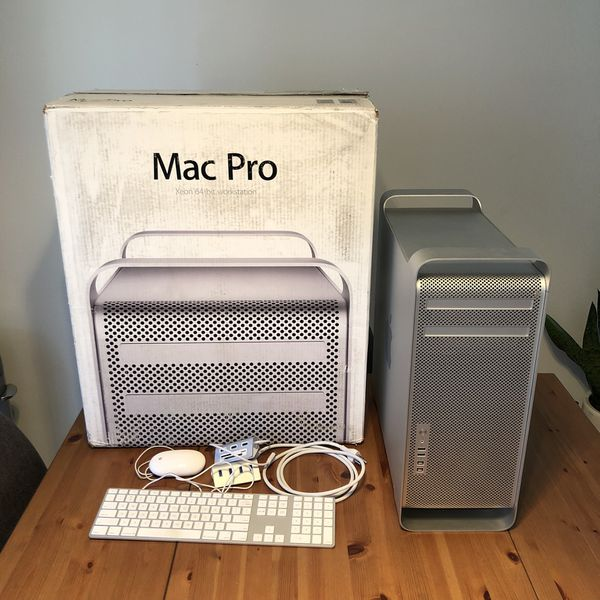 """Mac Pro 5,1 + 48TB RAID Tower + Apple 27"""" Cinema Display - Complete Video  Editing System for Sale in Los Angeles, CA - OfferUp"""