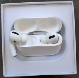 Airpod Pro - New In Box - Unbranded - Lot Of 3 Pairs Thumbnail