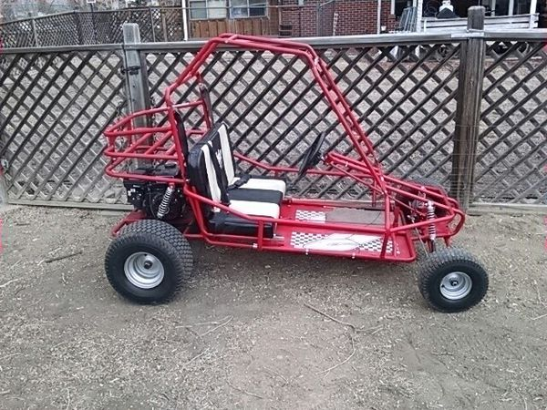 Yerf Dog 2 Seater Go Kart 3203 for Sale in Broomfield, CO - OfferUp