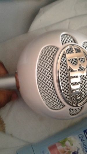 Blue snowball mic for Sale in Atlanta, GA