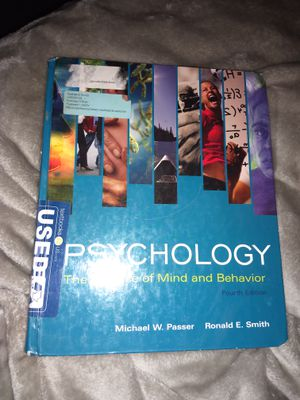 Psychology The science of the Mind and Behavior 4th edition for Sale in Scottsdale, AZ