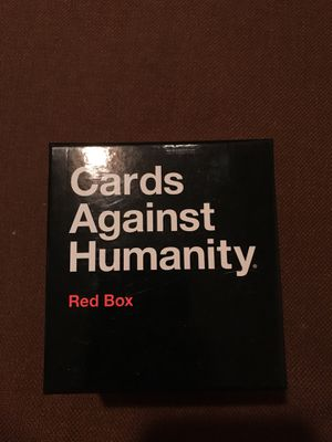 Cards against humanity for Sale in Lakewood, WA