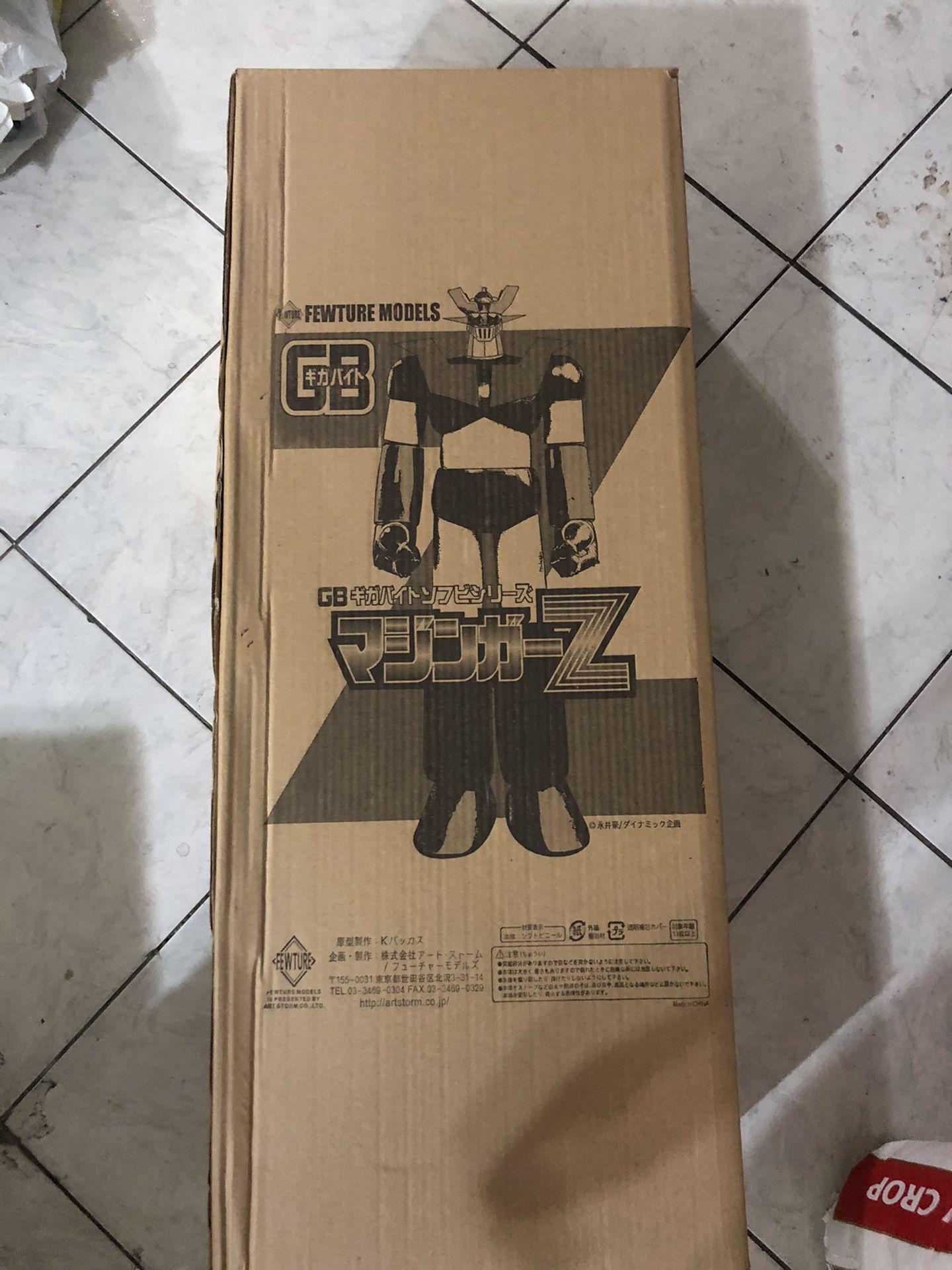 Mazinger Z Fewture Model jumbo size 80cm