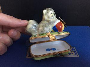Porcelain Limoges Trinket Box for Sale in Alexandria, VA