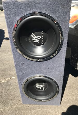 New and Used Subwoofers for Sale in San Bernardino, CA - OfferUp