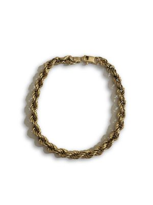 14k Rope Bracelet for Sale in Alexandria, VA
