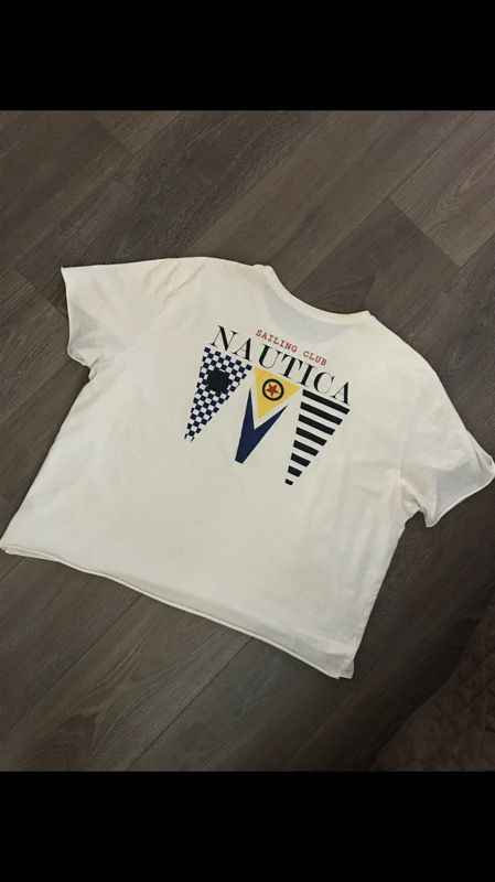 Vintage nautica shirt for Sale in Long Beach ff7c972821