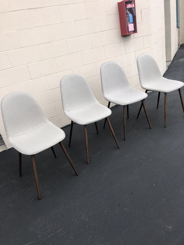 Groovy Project 62 Copley Upholstered Gray Dining Chairs For Sale In Short Links Chair Design For Home Short Linksinfo