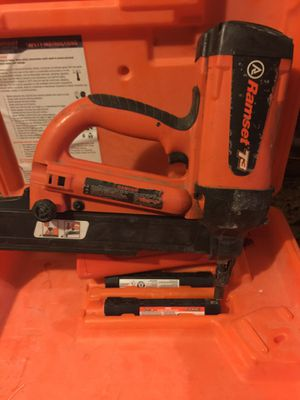 Ramset T3 nail gun for Sale in Riverdale Park, MD
