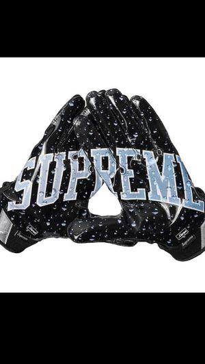 Supreme Nike Vapor Jet 4.0 Black Size M for Sale in Miami, FL