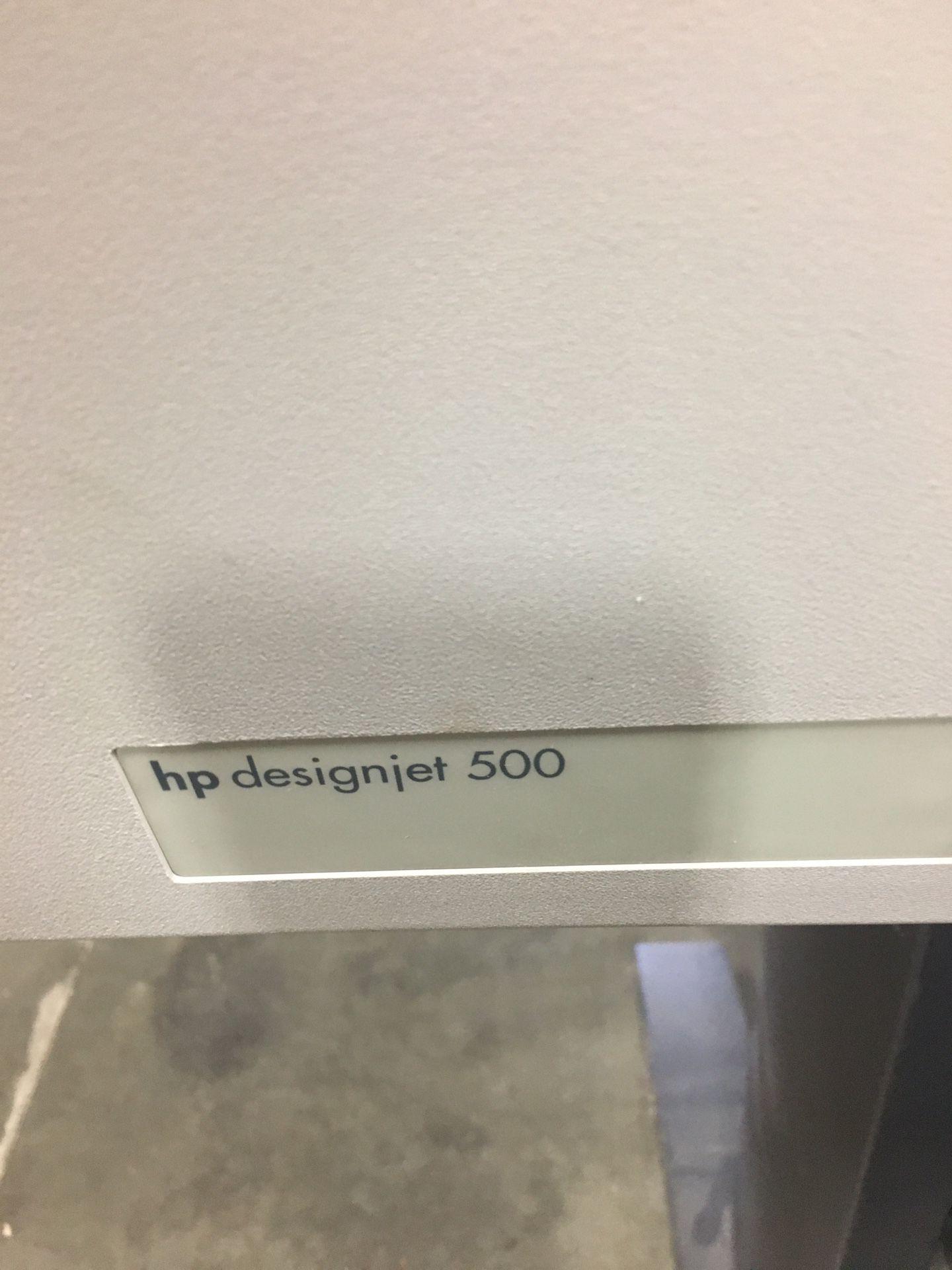 Blueprint printer HP