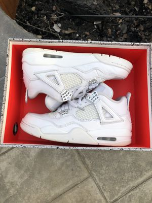 Photo Jordan 4 Pure Money Size 8.5
