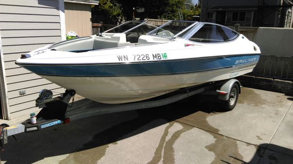 NEW PRICE - 1991 Bayliner Capri Olympic Edition for Sale in Tacoma, WA -  OfferUp