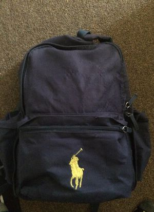 POLO Ralph Lauren back back for Sale in Cleveland, OH