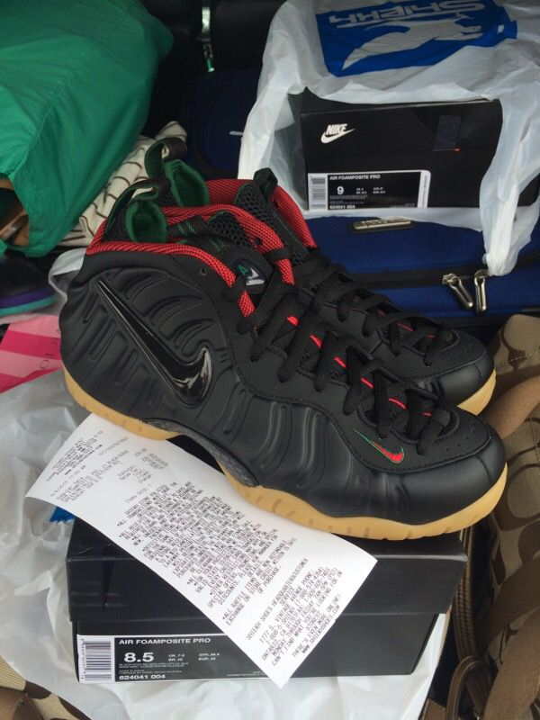 b64ff2a0509 Nike FOAMPOSITE GUCCI SIZE 8.5 Jordan retro 1 2 3 4 5 6 7 8 9 10 11 12 13  Kd curry one yeezy