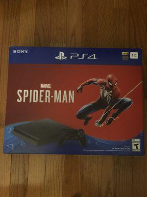 Playstation 4 (PS4) Spiderman Bundle for Sale in Potomac Falls, VA