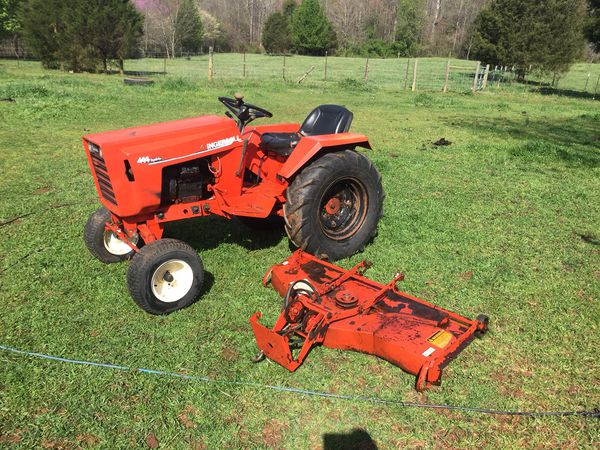 Case Ingersoll lawn and garden tractor (Farming) in Statesville, NC ...