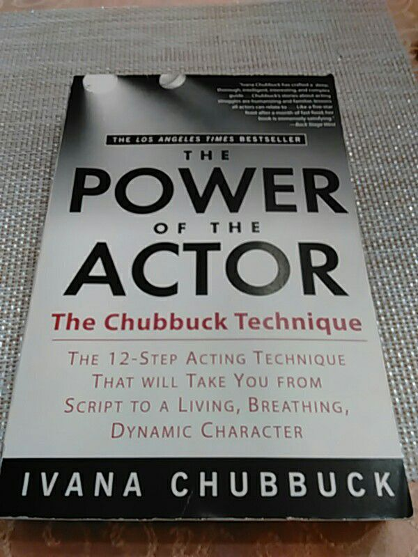 The Power Of The Actor By Ivana Chubbuck For Sale In Bloomfield