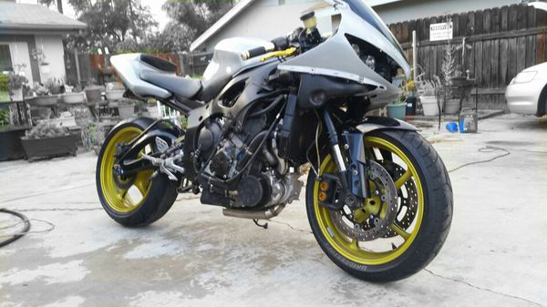 Yamaha r6 turbo kit turbocharger intercooler r1 for Sale in Riverside, CA -  OfferUp
