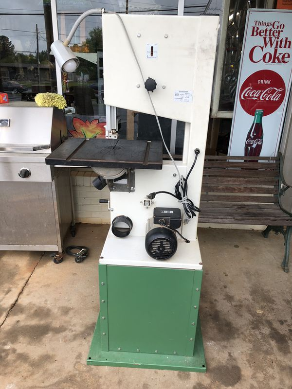 Rikon 120v Single Phase Band Saw for Sale in Lincolnton, NC - OfferUp