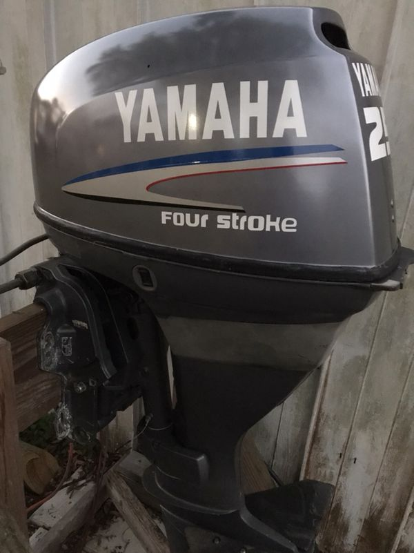 Yamaha 25 hp for Sale in New Port Richey, FL - OfferUp