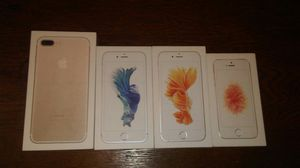 iphone boxes ($10) for Sale in Garner, NC