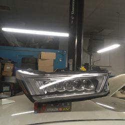 2017 2018 2019 Acura MDX Headlight Thumbnail