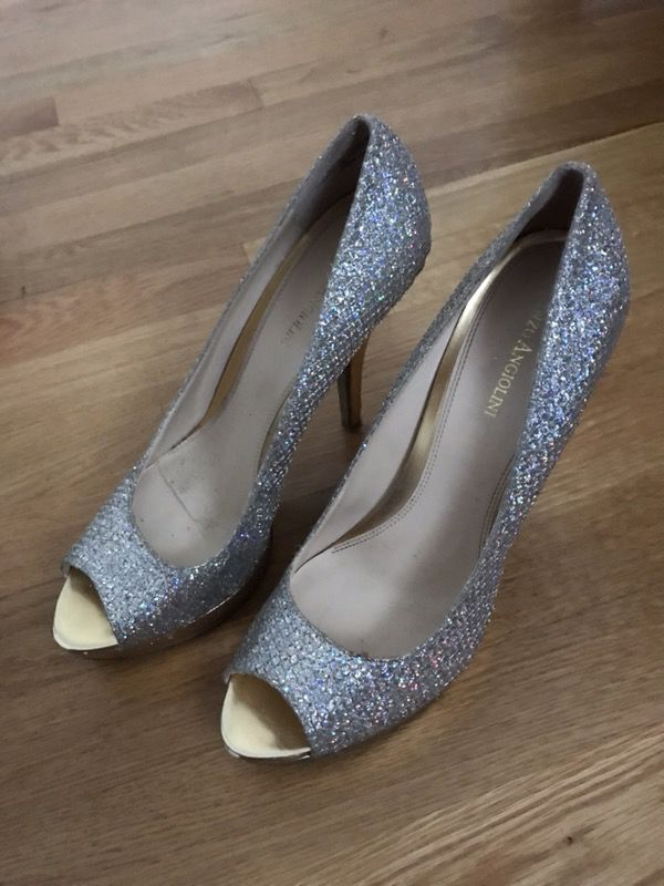 59a5b413e125 Enzo Angiolini sparkle heels for Sale in San Diego