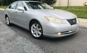 2007 Lexus ES 350 [$6500 Firm ] :: Push to start :: drives Excellent for Sale in Silver Spring, MD