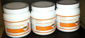 SPRINKLE PROTEIN Supplements 2 Bottles NEW for Sale in Aspen Hill, MD
