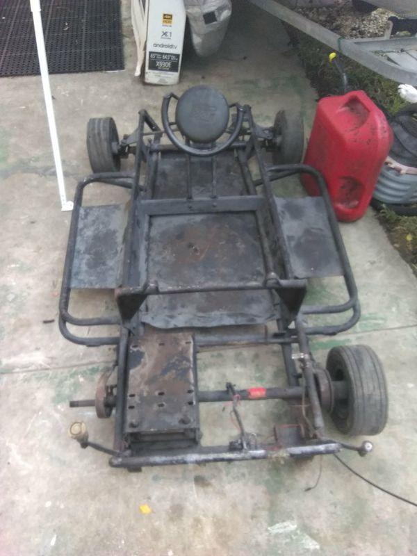 Boomers go-kart frame for Sale in Pembroke Pines, FL - OfferUp